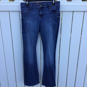 KUT from the Kloth Bootcut Jeans Size 8